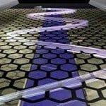 Grafen Araştırması: Elektronlar Tanımlı Yılan Eğrisinde Hareket Ediyor