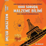 1000 Soruda Malzeme Bilimi Kitabı / 35 TL (Ücretsiz Kargo)