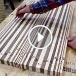 İşçiliğine hayran olacağınız marangoz