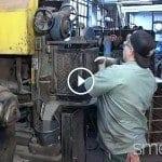 Toz Metalurjisi Aşamaları / Powder Metallurgy Stages