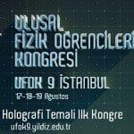 """Türkiye'nin İlk """"Holografi Teknolojileri"""" Temalı Kongresi Yıldız Teknik Üniversitesi'nde"""