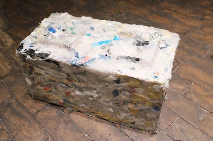 atık plastik