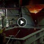 Dev gemi pervanelerinin üretimi